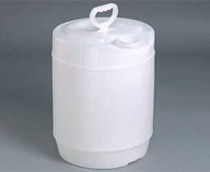 5 Gallon Round (with or without handle)